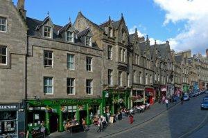 Grand Tour of England and Scotland