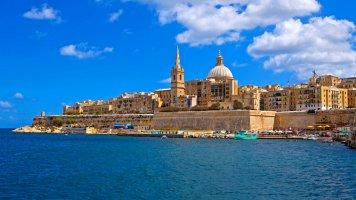 Tour of Sicily and Malta